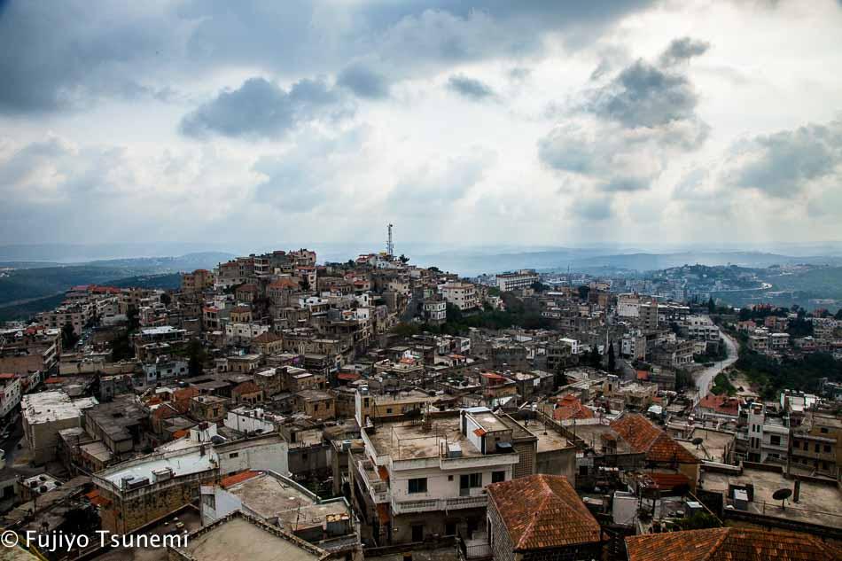 サフィータ*シリアで最も美しい町でいただいたお茶の味
