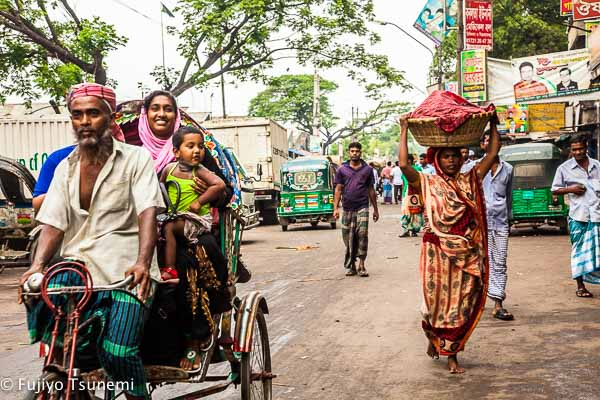 バングラデシュの首都ダッカの見所
