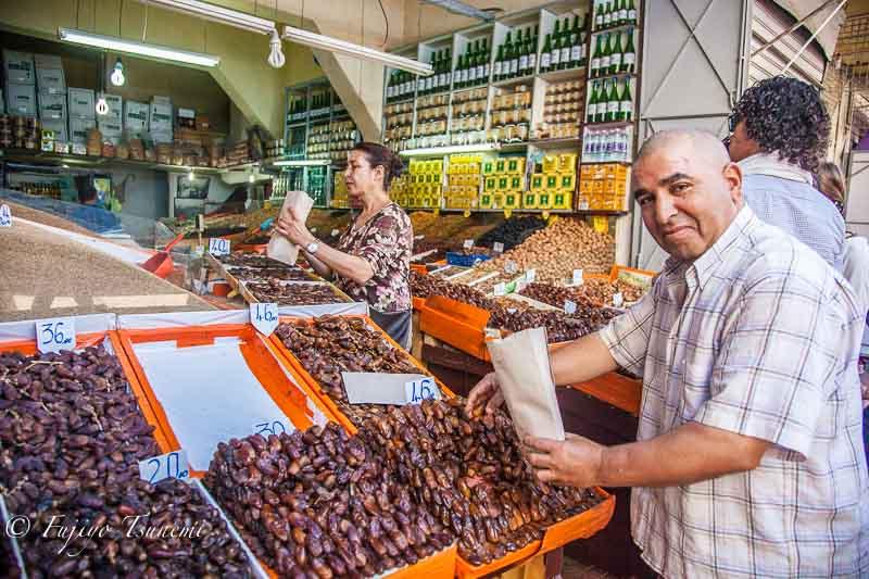 モロッコ産デーツの買い方と味わい方