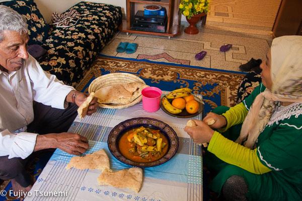 モロッコのおいしさを味わい尽くす(3)「マカ」(家庭料理)