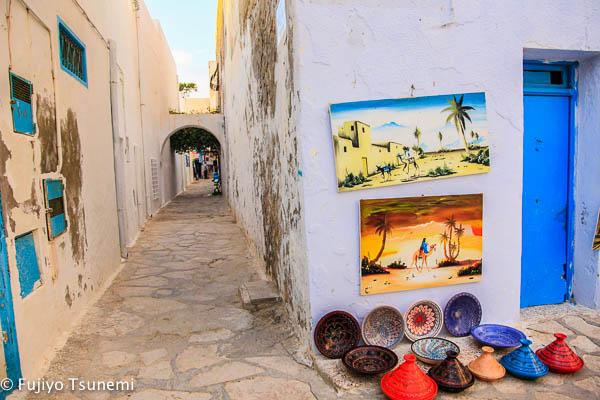 【チュニジア一人旅】アラブの国を旅するのに、いくら必要?(3)ホテルの値段