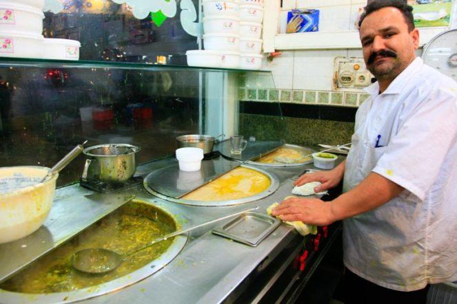 イラン料理とイランの外食