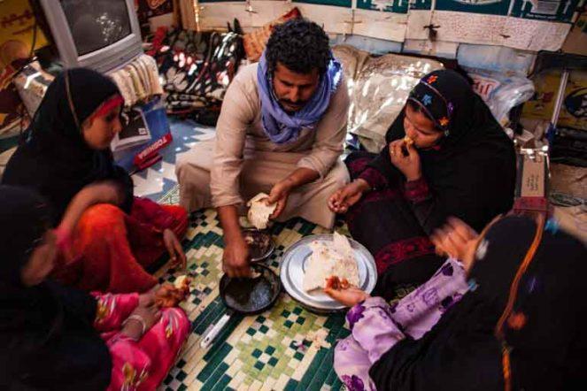 イスラムの一夫多妻