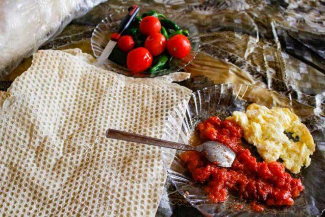 クルド人の食事