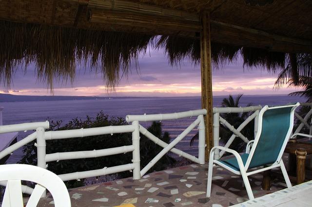 セブ島最南端リロアンの日本人びいきの宿