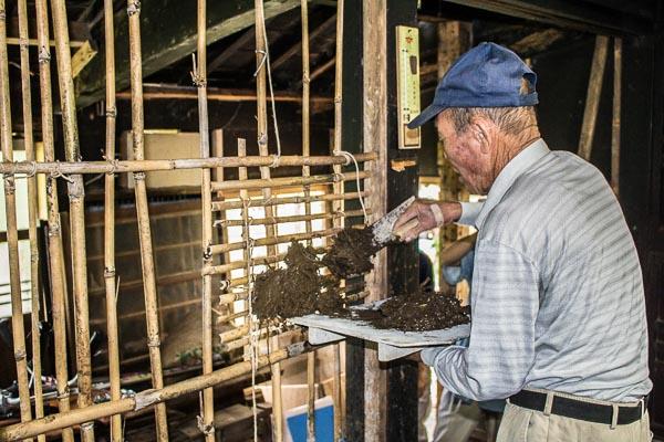 【千葉田舎暮らしツアー】(2)築90年の古民家を改修して「生きる技術」を身につける