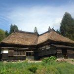 秋田案内 釣りキチ三平の舞台・秘境村 1家族だけが暮らす
