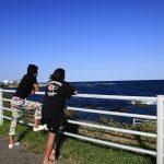 日本の海沿いを行く(JR千倉駅から白浜へ(2))