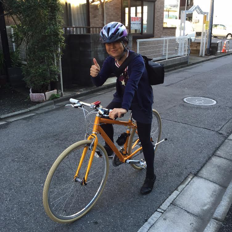 クロスバイクで群馬に帰省。自転車で帰省するメリットとは?