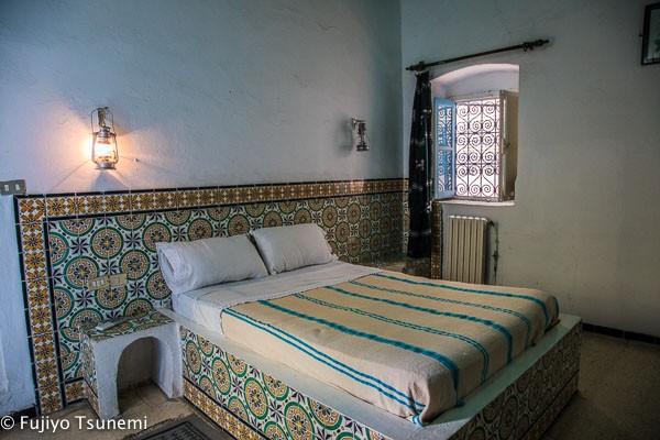 ジェルバ島のホテル