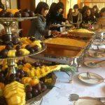 イラン大使公邸での食事会&遊牧民の絨毯講演会に行ってきました