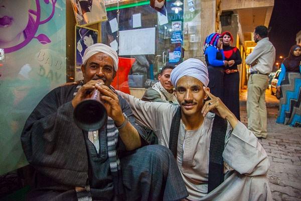 エジプト人男性