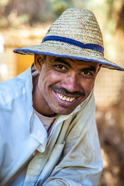 エジプト男性