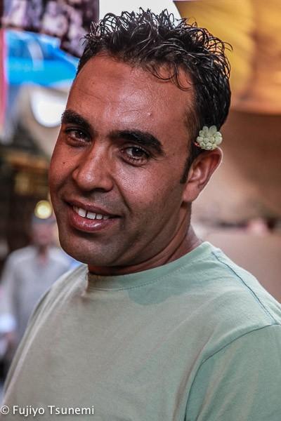 チュニジア男性