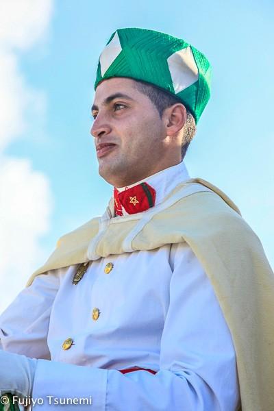 モロッコ男性