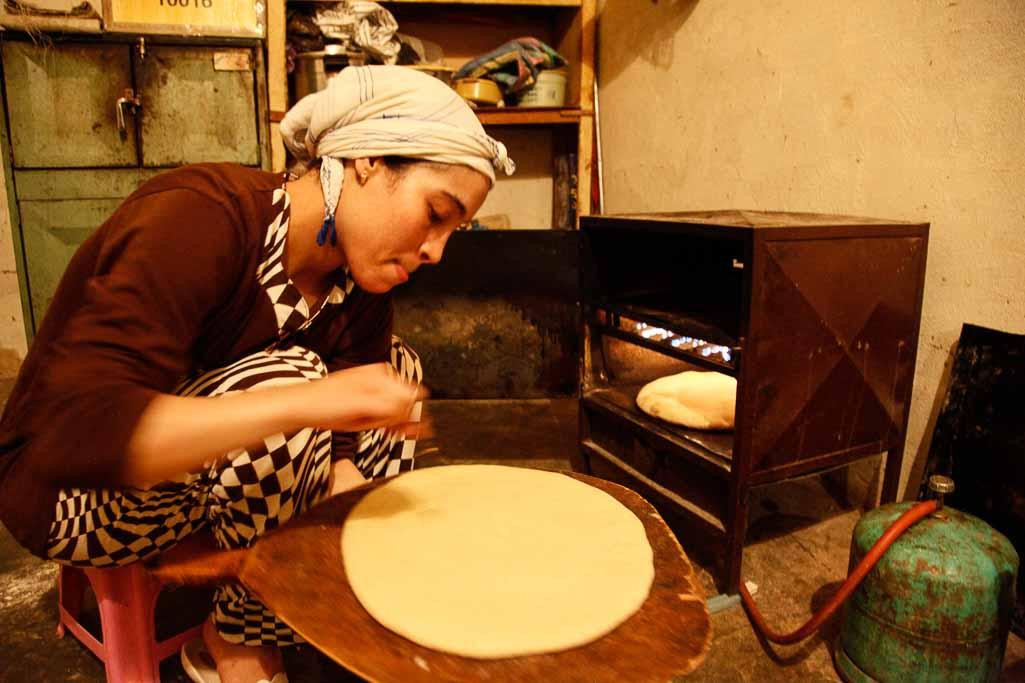 自宅で簡単!モロッコ・ケーキの作り方