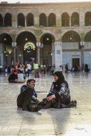 シリアのカップル