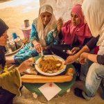 【チュニジア家ごはん】クスクスをアレンジした南部の名物「バルコークシュ」