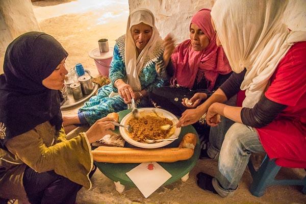 バルコークシュ(チュニジア郷土料理)の作り方