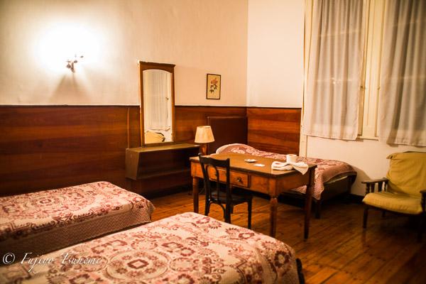 カイロの一押しホテル/ ペンションローマは「安心」「清潔」「リーズナブル」