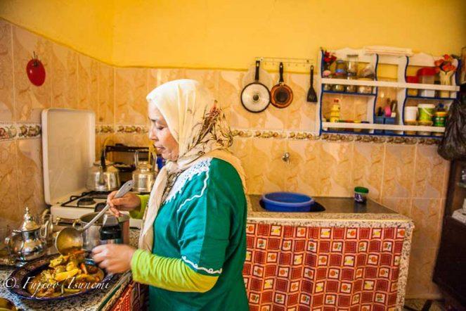 モロッコ料理タジン