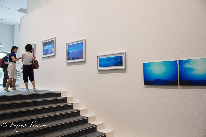 写真集「ブルー・ノート」と写真展「Kind of Blue +」(タクマクニヒロ)