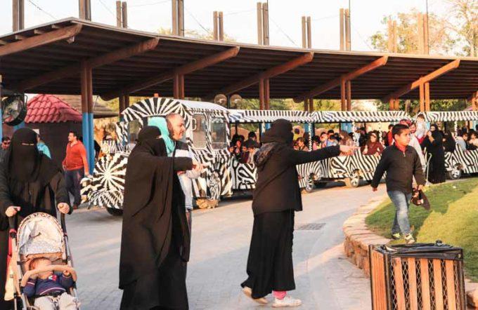 サウジアラビアの動物園