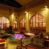 イランのレストラン