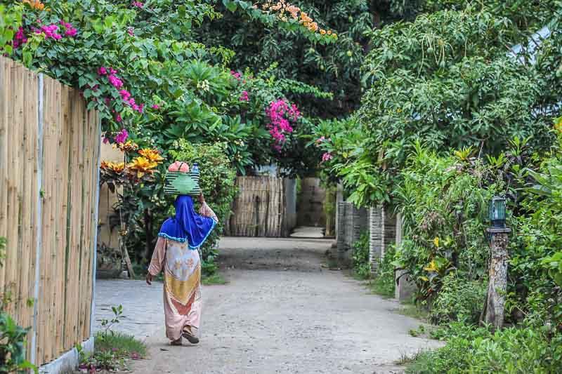 ギリアイル島の魅力やホテル・行く前に知っておきたいこと<インドネシア>