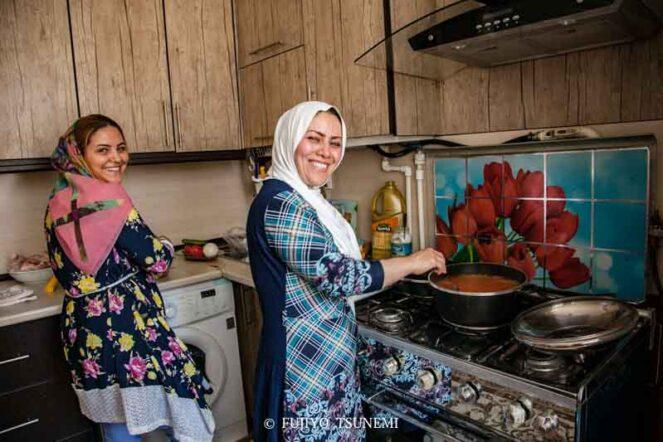 イスラム教の女性 イスラム女性
