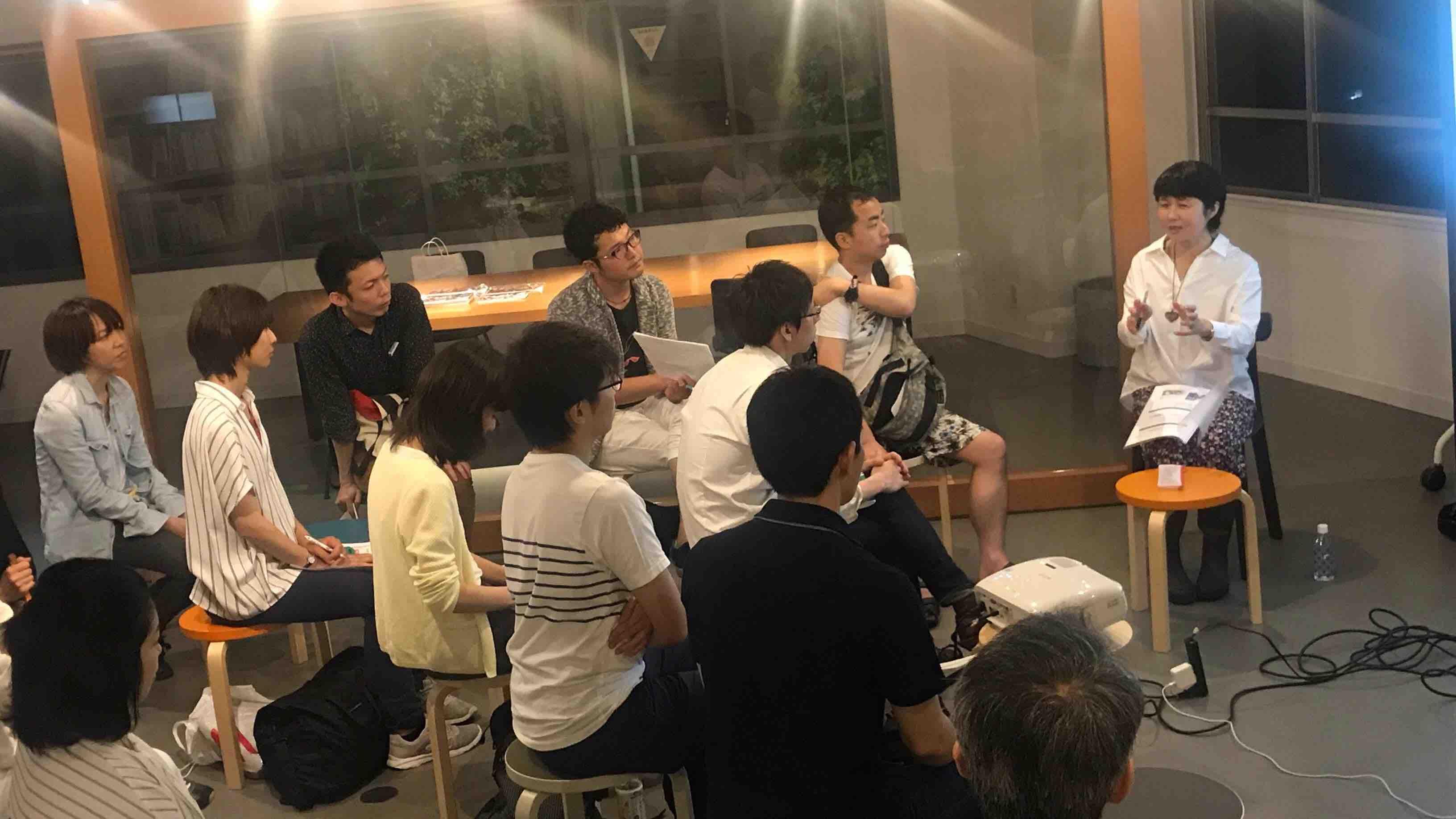 シブヤ大学「日本人が知らないイスラムの魅力」について講演しました【6/23(土)】