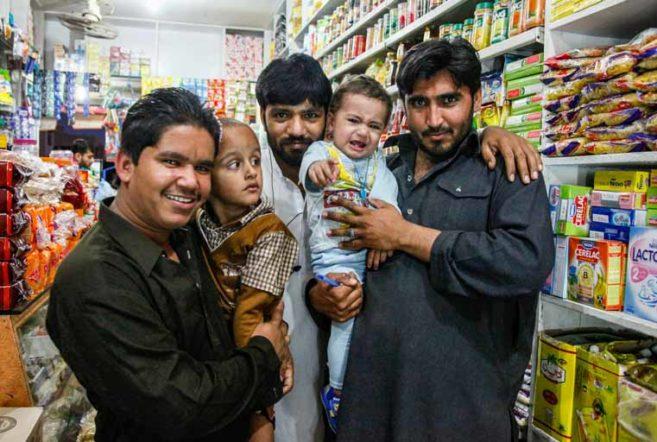 パキスタン男性との結婚