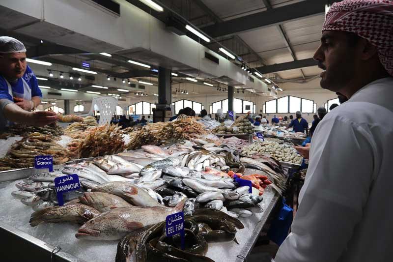 Abudabhi fishmarket 2