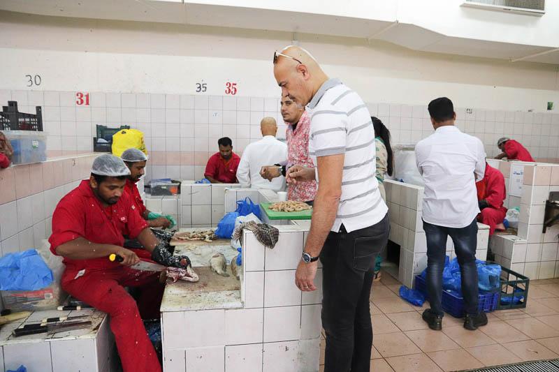 Abudabhi fishmarket 7