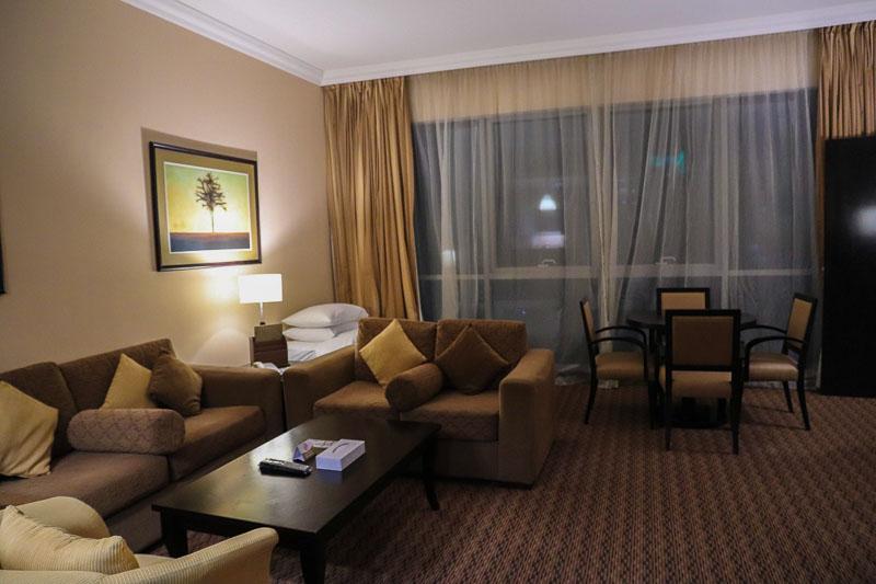 Abudabhi hotel 1