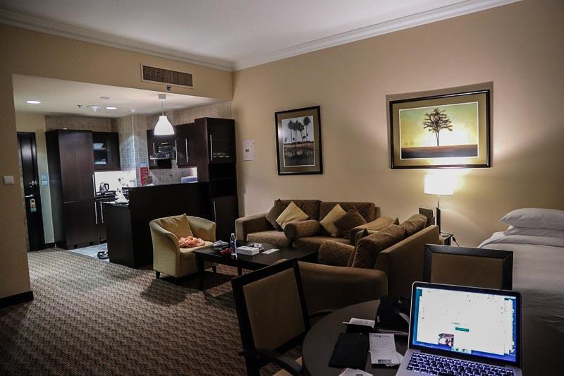 Abudabhi hotel 4
