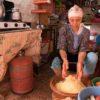 【モロッコ家ごはん】民宿のお母さんのクスクス作り