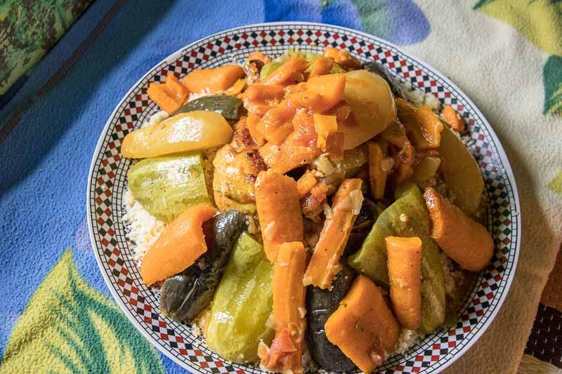 Morocco couscous 4