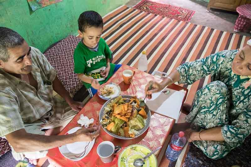 Morocco couscous 5