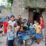 トルコ南東部の人々