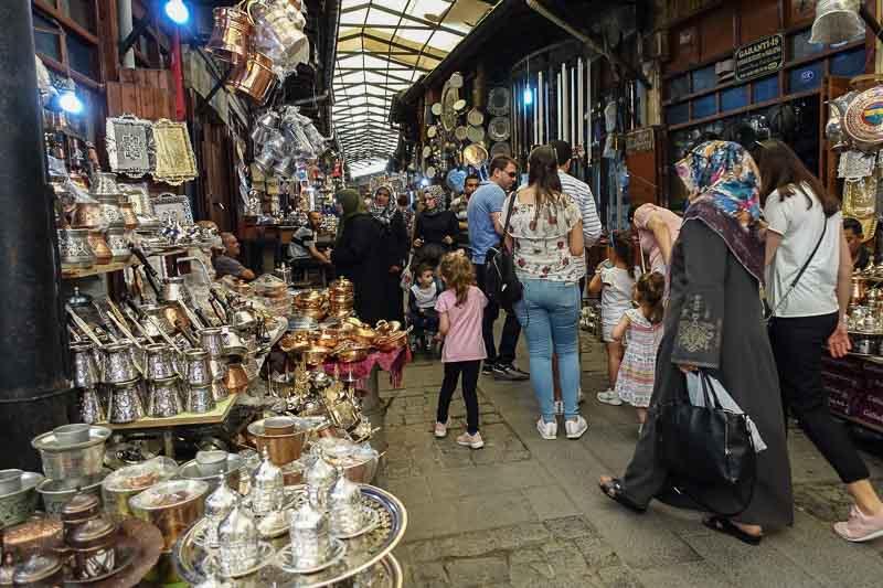 Gaziantep bazaar 2