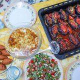 トルコの家庭料理
