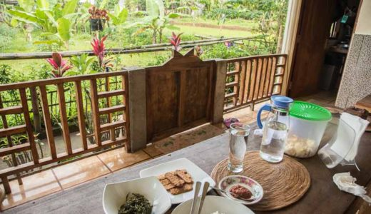 インドネシアのママ伝授*森の野菜炒めレシピ