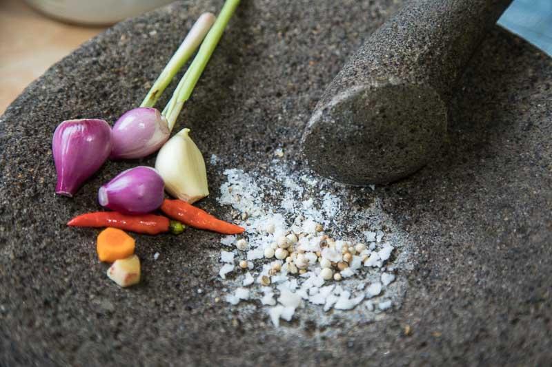 インドネシア料理・サンバル
