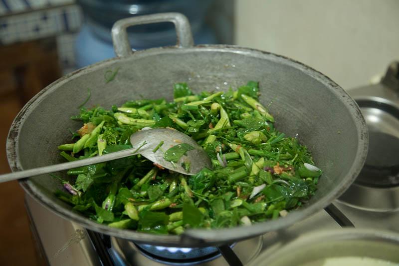 インドネシさ料理