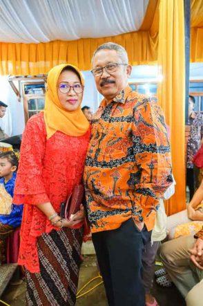 インドネシアの結婚式