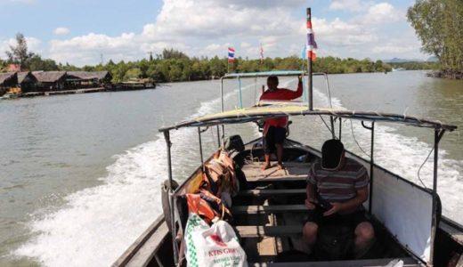 タイ・クラビの秘島「クラーン島(Koh Klang)」の観光・ホテル・レストラン