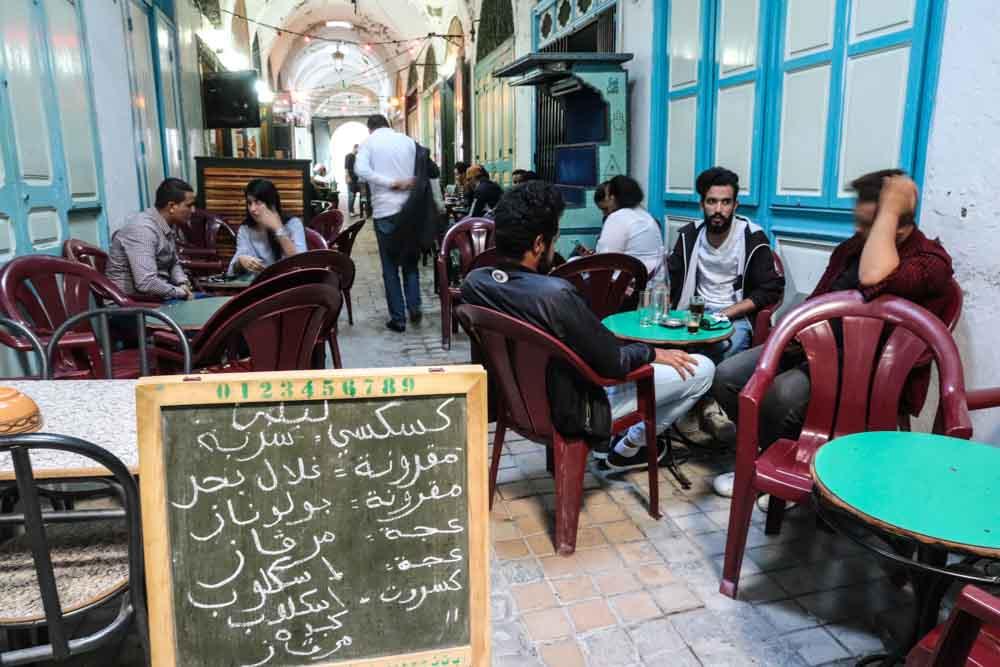 Tunis 3 チュニジア