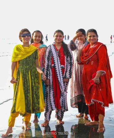イスラム女性のファッション パキスタン女性