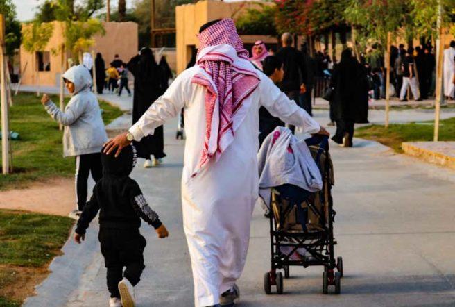 イスラム教男性の服装ルール